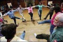 Israeli dance