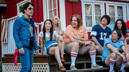 Paul Rudd in the film Wet Hot American Summer
