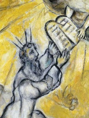 Chagall-moses-receiving-the-tablets-of-law-1966-e1358748230863