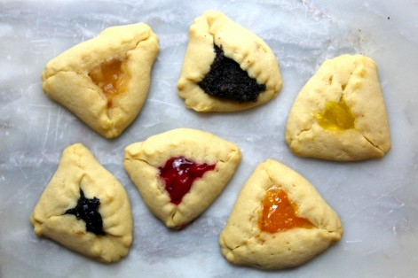 Hamantaschen from Cheryl Anns' of Brookline (Photo credit: Mari Levine)