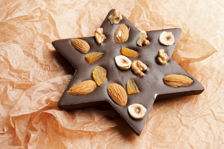 Star of David chocolate (Photo: TinaFields/iStock)