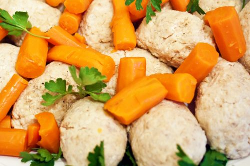 Gefilte Fish (Photo by  Edsel Little/Flickr under CC license)