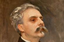 Gabriel Faure by John Singer Sargent, 1889