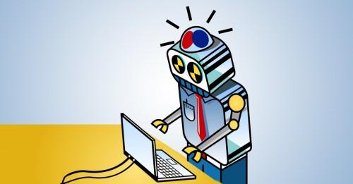 resume robot