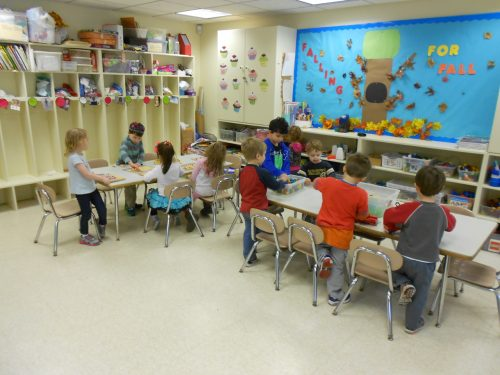 Judy Gordon Nursery School