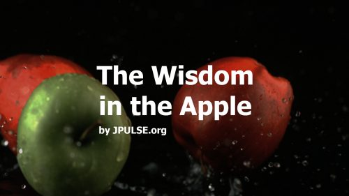 The Apple Thumbnail w jpulse