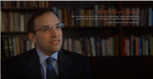 The Leadership Difference  Rabbi Marc Baker  DSLTI  Standards   Benchmarks Project   YouTube