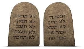 ten commandments images