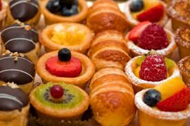 pastries photo