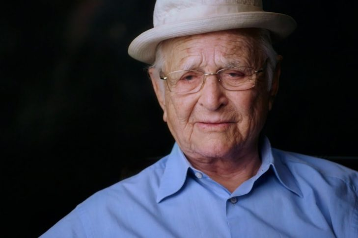 "Norman Lear in ""Just Another Version of You"""