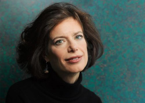 Susan Faludi (Photo credit: Sigrid Estrada)