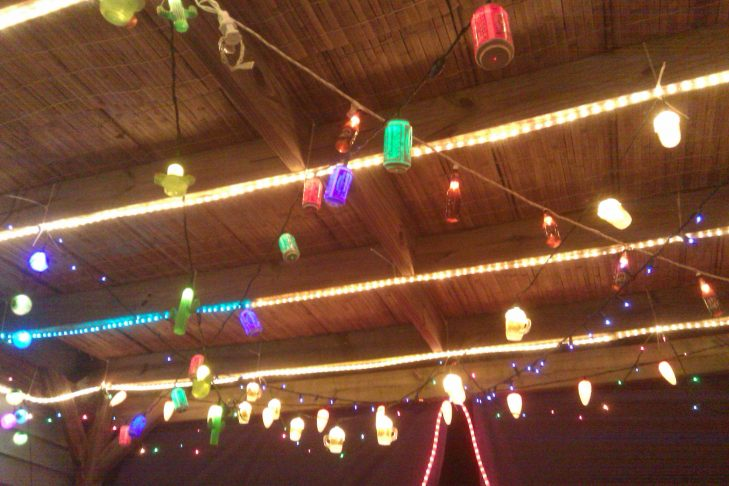 z-stock - Sukkah-Lights