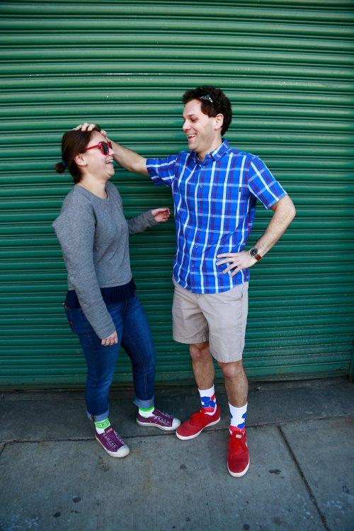 Sammy and Dan Cohen (Courtesy Samantha Cohen)