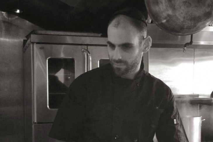 Chef David Winer (Courtesy Adea's Mediterranean Kitchen)