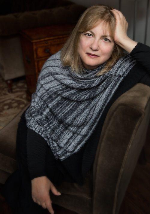 Alice Hoffman (Photo credit: Deborah Feingold)