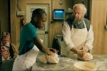 Malachi Kirby and Jonathan Pryce in Dough (Photo: Menemsha Films)