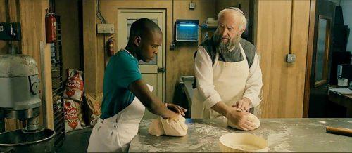 Malachi Kirby and Jonathan Pryce in Dough (Photo: Menemsha Films)