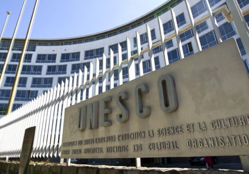 UNESCO headquarters (Photo credit: REUTERS)