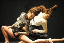 The Vertigo Dance Company in performance (Courtesy Vertigo Dance Company)