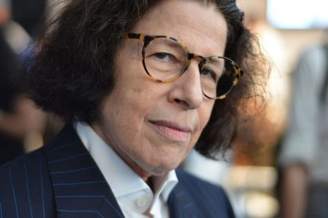 Fran Lebowitz (Photo: Christopher Macsurak)
