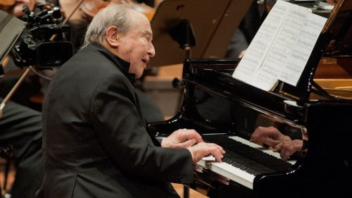 Menahem Pressler (Photo: Berliner Philharmoniker)