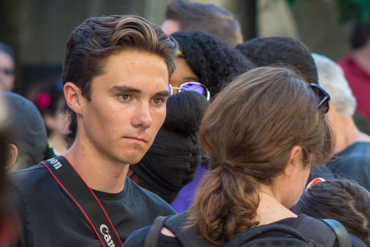 David Hogg (Photo: Barry Stock/Flickr)