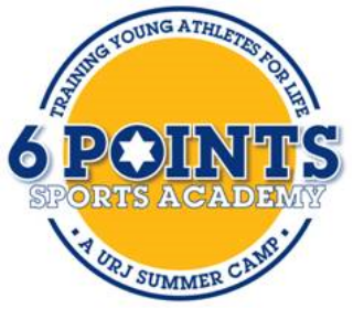 6 Points Sports Academy - A URJ Camp